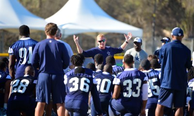 Cowboys Blog - Dallas Cuts Roster To 53