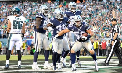 Cowboys Blog - Plays of the Week from Cowboys Win over Eagles
