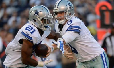 Cowboys Blog - Running Game Must Improve in Romo's Absence