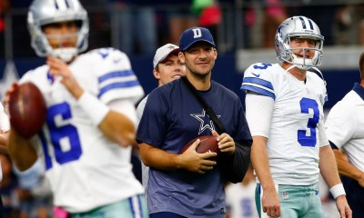 Cowboys Blog - Cowboys Considering QB Change During Bye Week