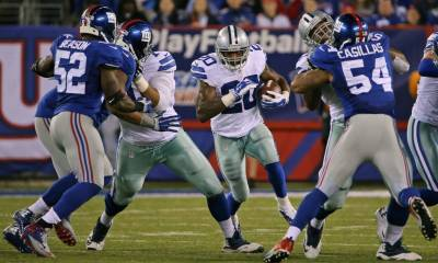Cowboys Blog - Dallas Cowboys Find A Few Heroes In Week 7 Loss To New York Giants