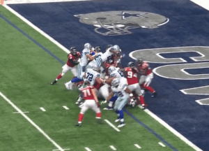 Cowboys Blog - Randle Scores, Scores, And Scores In Cowboys Best Plays Against Falcons 3