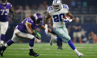 Staff Blog - Staff Wars: Cowboys Must Stay With Darren McFadden