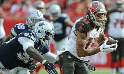 Cowboys Blog - Dallas Cowboys Defense Doesn't Do Enough In Loss To Buccaneers