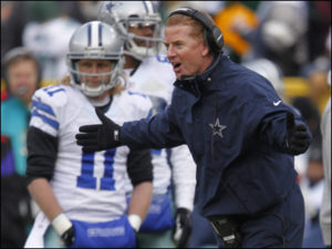 Cowboys Blog - Don't Blame Coaches for Cowboys' Slide
