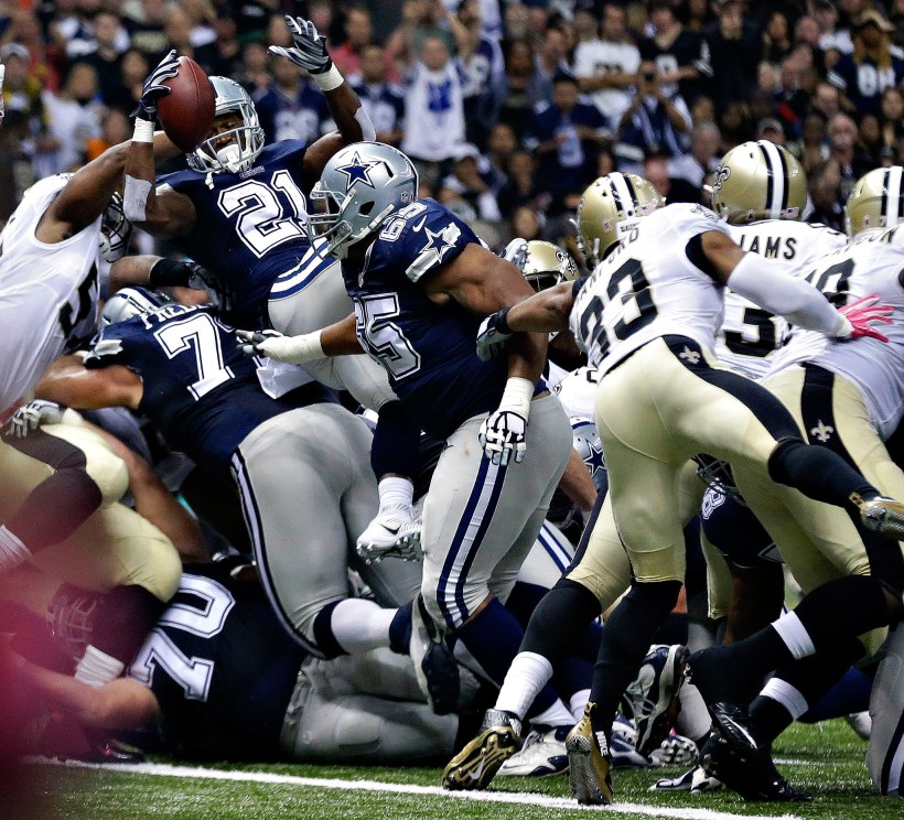 "Cowboys Blog - Joseph ""6 Points"" Randle Becomes 2015 Disappointment 1"