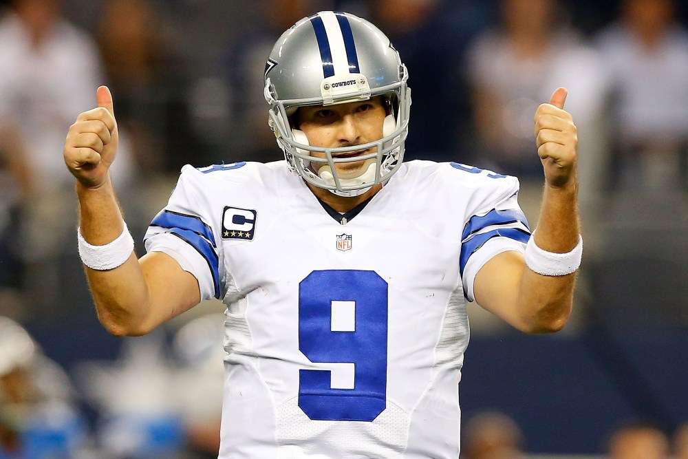 Cowboys Blog - Where Would the Cowboys be With a Healthy Tony Romo?