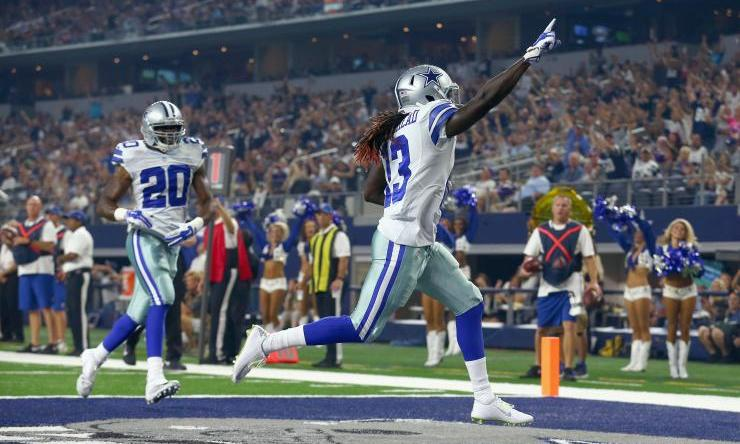 6bdc0f180c0 Dallas Cowboys - The Emergence of Lucky Whitehead ✭