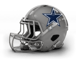 Cowboys Blog - Redskins, Eagles and Giants In Three Way NFC East Tie 4