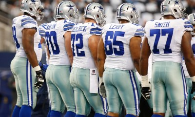 Cowboys Blog - Winning with Strengths: Cowboys Offensive Line