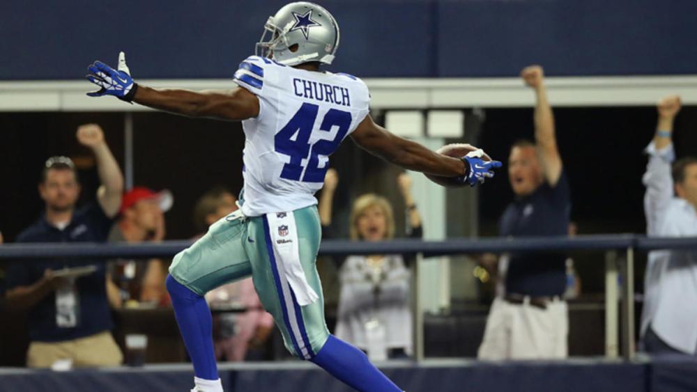 Cowboys Blog - 2016 Contract-Year Cowboys: S Barry Church