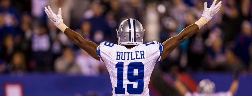 Cowboys Blog - 2016 Contract-Year Cowboys: WR Brice Butler