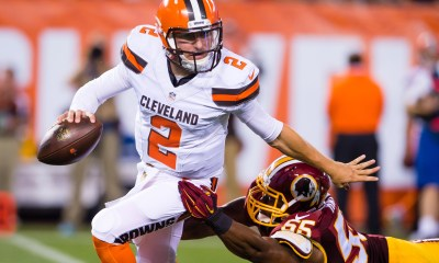 "Cowboys Blog - Michael Irvin Shows Support For Johnny Manziel; Says ""I'll Work With Him"" 1"