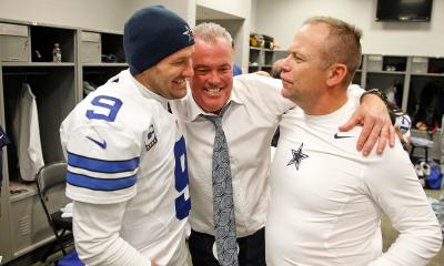 Cowboys Blog - Stephen Jones Shows Support for Dallas Drafting a First-Round Quarterback