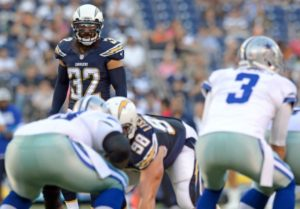 Cowboys Headlines - Dallas Cowboys Among Those Interested In FS Eric Weddle