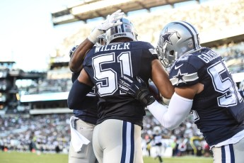 Cowboys Headlines - Dallas Cowboys Re-Sign Linebacker Kyle Wilber