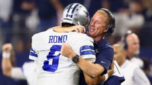 "Cowboys Headlines - Tony Romo And Jason Garrett Visit ""The Boss"" At MSG 1"