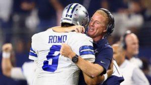"Cowboys Headlines - Tony Romo And Jason Garrett Visit ""The Boss"" At MSG 1"