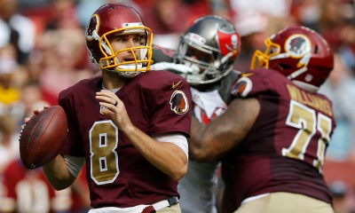 NFC East - Washington Redskins Use Non-Exclusive Franchise Tag on Kirk Cousins 2