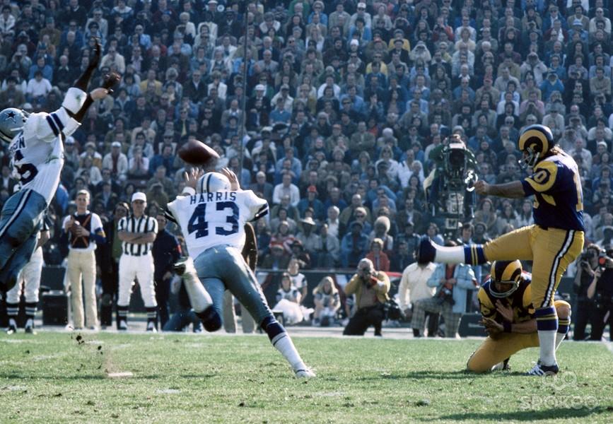 Cowboys Draft - Beyond the Clock: Cowboys Undrafted Wonder, Cliff Harris