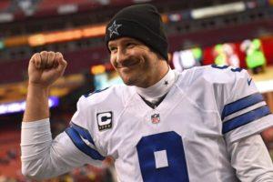 Cowboys Headlines - Happy Birthday To Dallas Cowboys Quarterback Tony Romo! 1