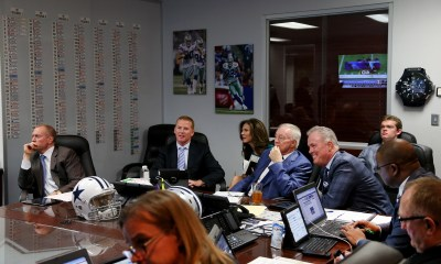Cowboys Headlines - My Crack at our Draft Board 1