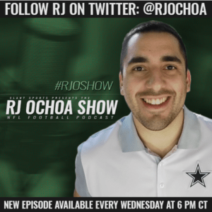 The Star News - #RJOShow Ep.10: Trade Frenzy, NFL Updates, And All-NFC Team