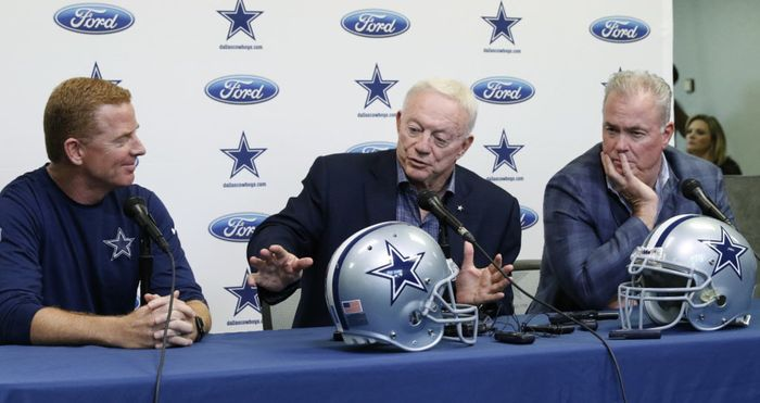 Cowboys Draft - What We Learned From The Cowboys Pre-Draft Press Conference