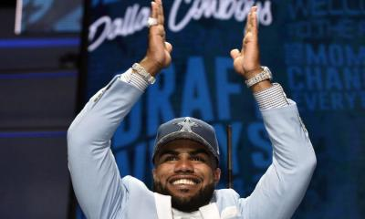 Cowboys Headlines - Another Reason To Love Dallas Cowboys Rookie Ezekiel Elliott