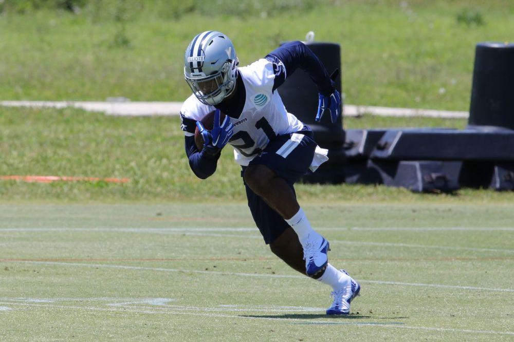 "Cowboys Headlines - Ezekiel Elliott Speaks To Media, Scores All ""RKG"" Points"