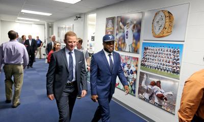 "Cowboys Headlines - Ezekiel Elliott Speaks To Media, Scores All ""RKG"" Points 5"