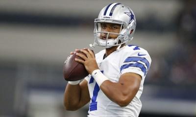 Cowboys Headlines - Jameill Showers Won't Go Away Quietly
