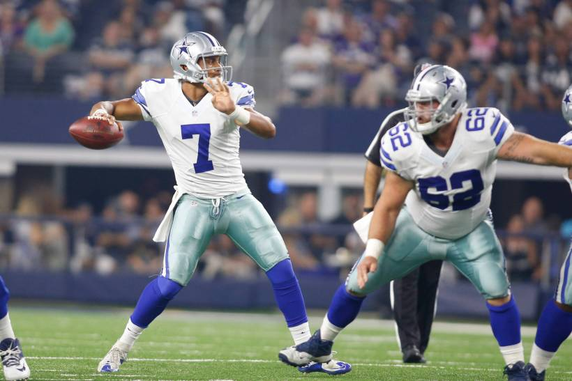 Cowboys Headlines - Job Security: A Post Draft Speculation