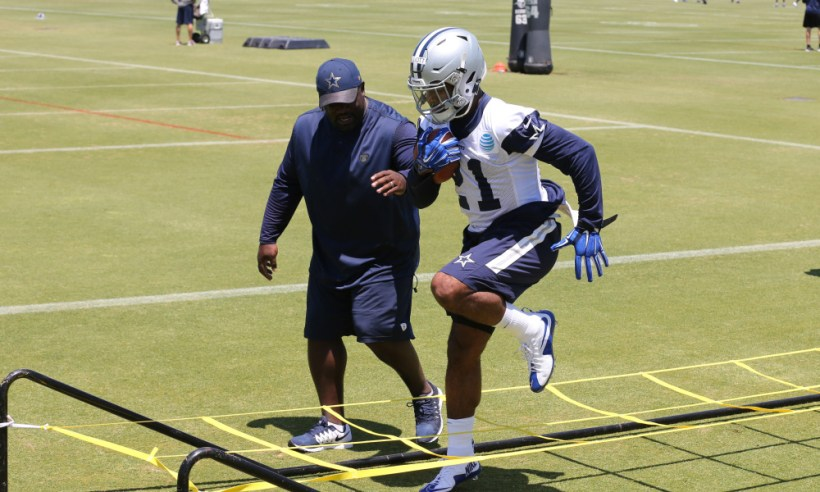 Cowboys Headlines - New Technology Helping Cowboys RBs With Ball Security