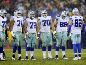 Cowboys Headlines - Space Cowboys: The Dallas Offensive Line