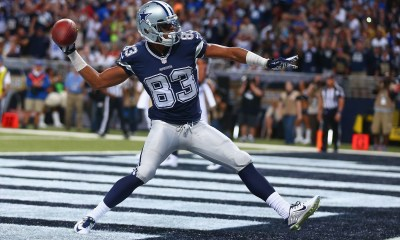 Cowboys Headlines - Terrance Williams: Ready For A Resurgence