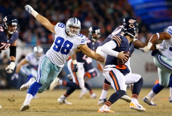 Cowboys Headlines - Tyrone Crawford Could Help Cowboys at DE