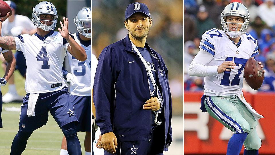 Cowboys Headlines - Which Games Could Kellen Moore/Dak Prescott Conceivably Win In 2016? 1