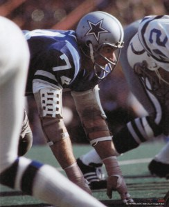 "Cowboys Headlines - Bob Lilly Named ""Greatest Cowboys Defender"""