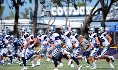 Cowboys Headlines - Cowboys Offense: What Training Camp Has In Store