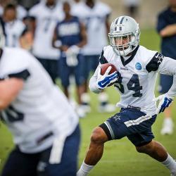 Cowboys Headlines - Darius Jackson Will Take Advantage Of His Opportunity 1