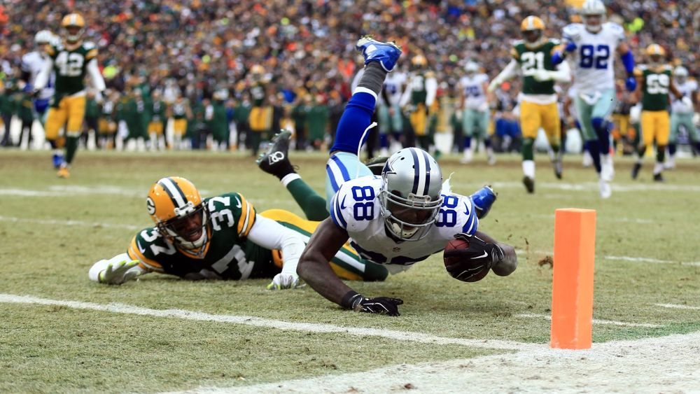 Cowboys Headlines - Dez Bryant: Cowboys Emotional And Inspirational Leader 1