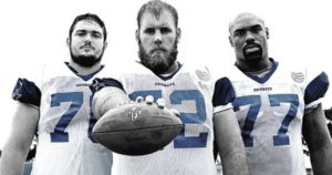 Cowboys Headlines - Ezekiel Elliott & Cowboys OL Make Deadly Combination 1