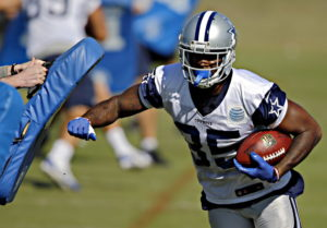 Cowboys Headlines - Is Lucky Whitehead's Roster Spot Secure? 1