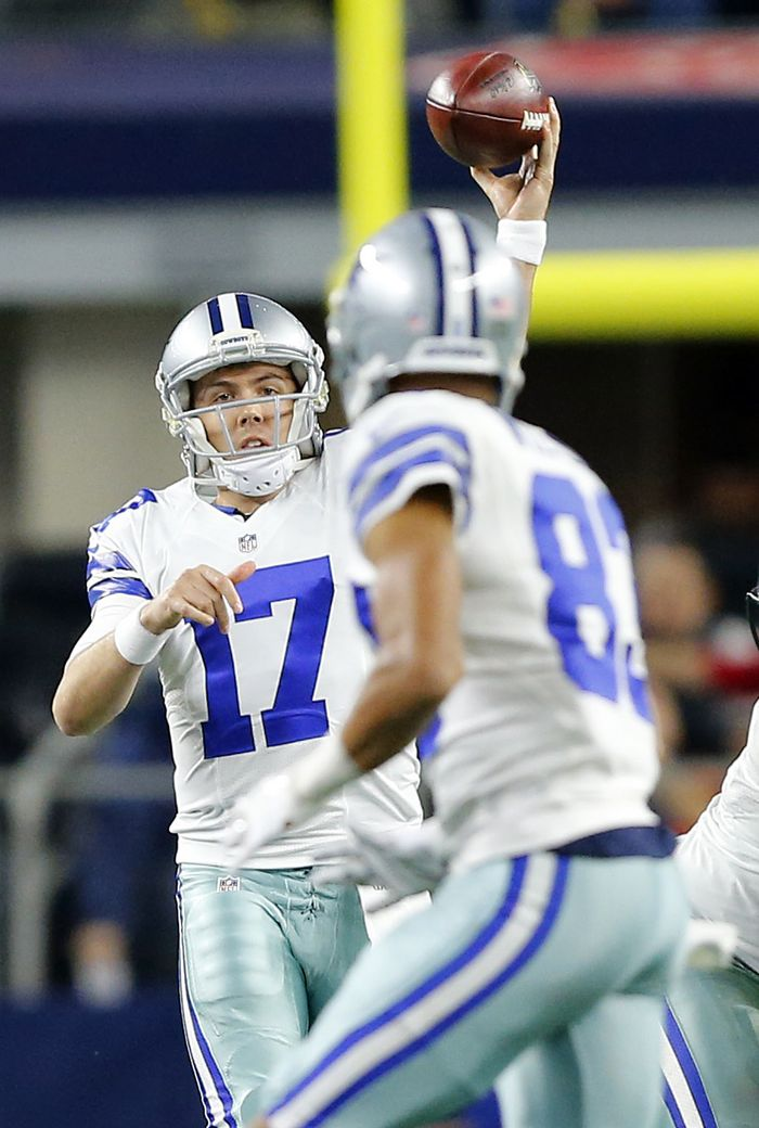 Cowboys Headlines - The Assumed Backup: Moore & Williams Both Getting Benefit Of Doubt 2