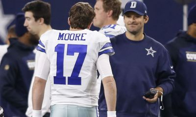 Cowboys Headlines - The Irritating Irony of Backup Quarterbacks