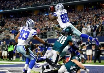 Cowboys Headlines - Throw Up The Threes: Dez Bryant Plays Offseason Basketball In LA