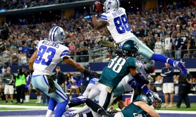 Dez Bryant, Terrance Williams, Eagles