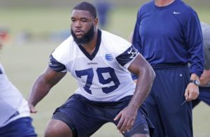 Cowboys Headlines - Where Does Chaz Green Fit in Offensive Line? 1