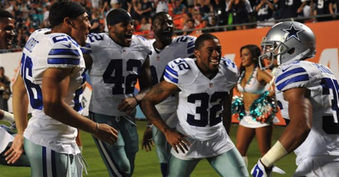 Cowboys Headlines - 2016 Cowboys: Psychological Team Building 1
